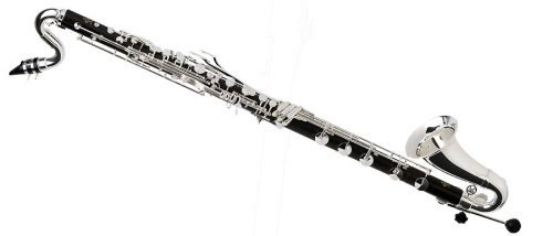 Bass Clarinet RC Prestige Buffet Crampon with Eb or C