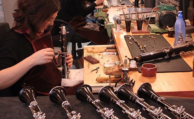 Entretien et Réparation Clarinette