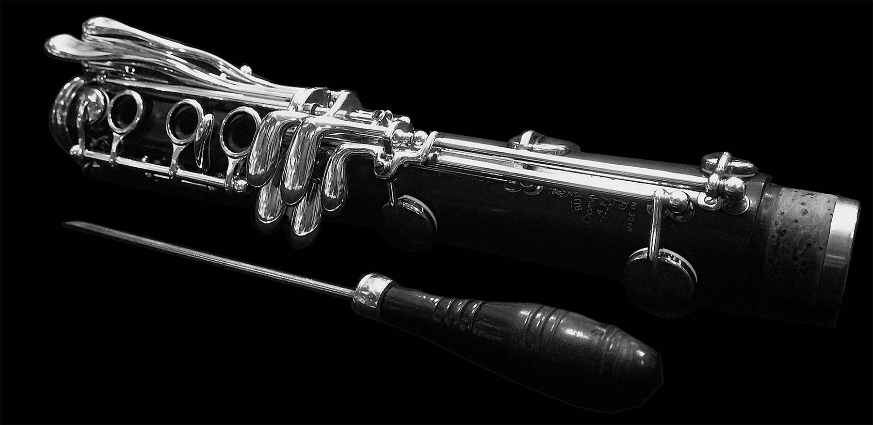 Buy Clarinet Buffet Crampon in Paris