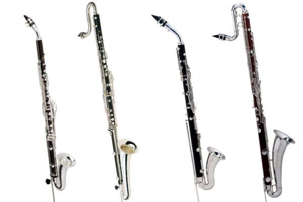 Clarinette Alto et Contre-Alto Buffet Crampon et Selmer