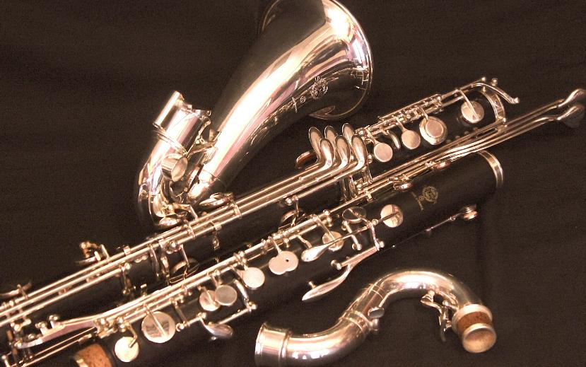 Clarinette basse Selmer d'occasion