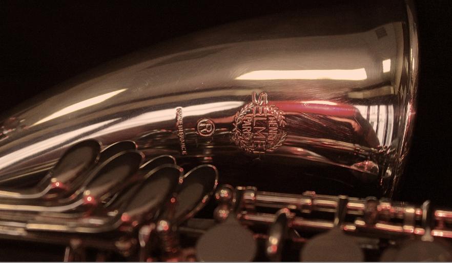 Clarinette basse Selmer à l'ut d'occasion