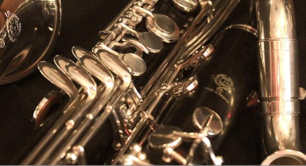 Clarinette basse à l'ut Selmer d'occasion