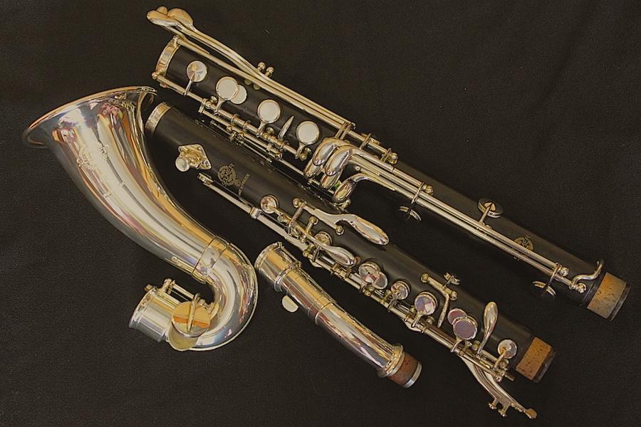Clarinette alto Selmer - 3