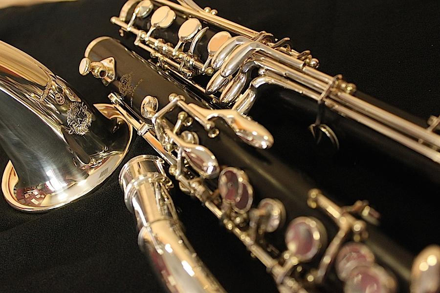 Clarinette alto Selmer-1