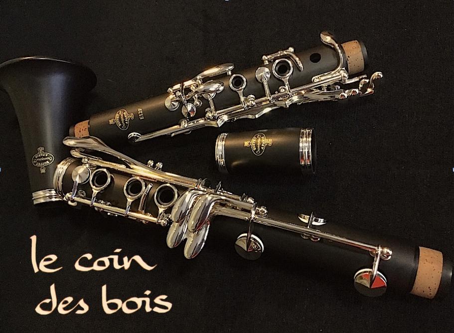 Clarinette E12F d'occasion 1205661