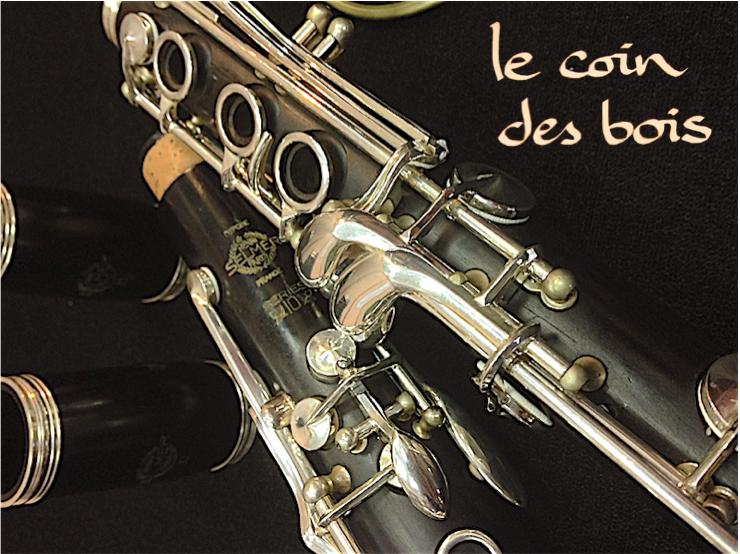 Clarinette 10S d'occasion