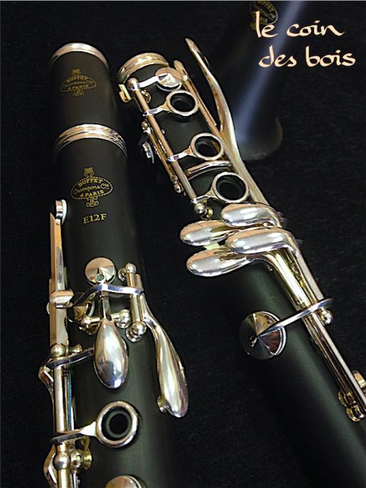 Clarinette E12F d'occasion