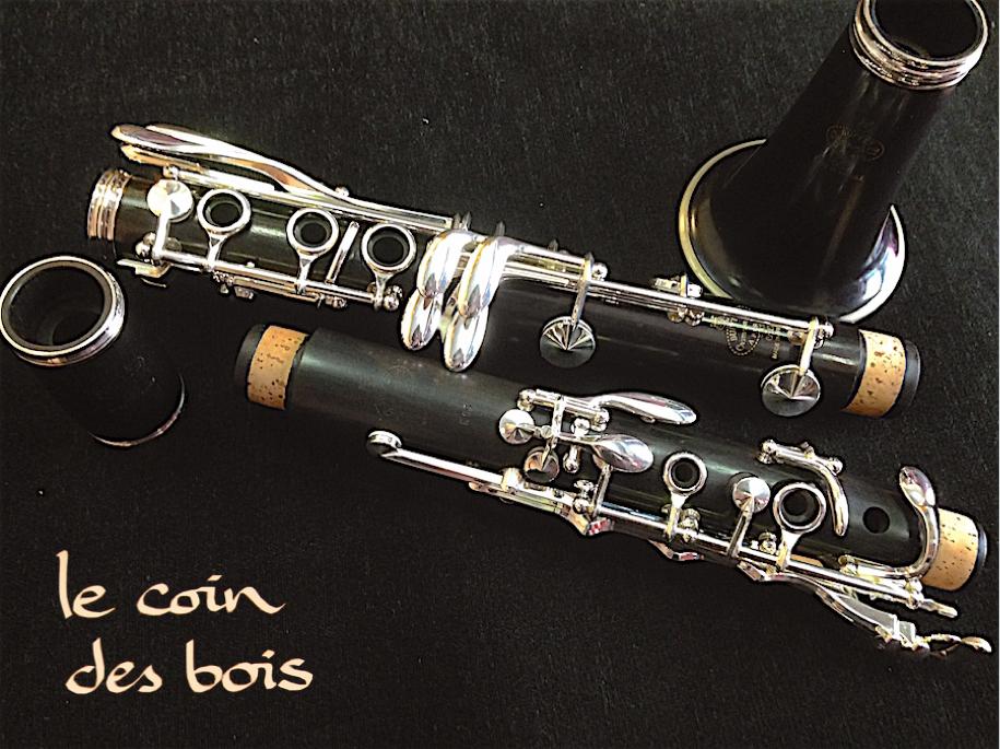 Clarinette E13 d'occasion