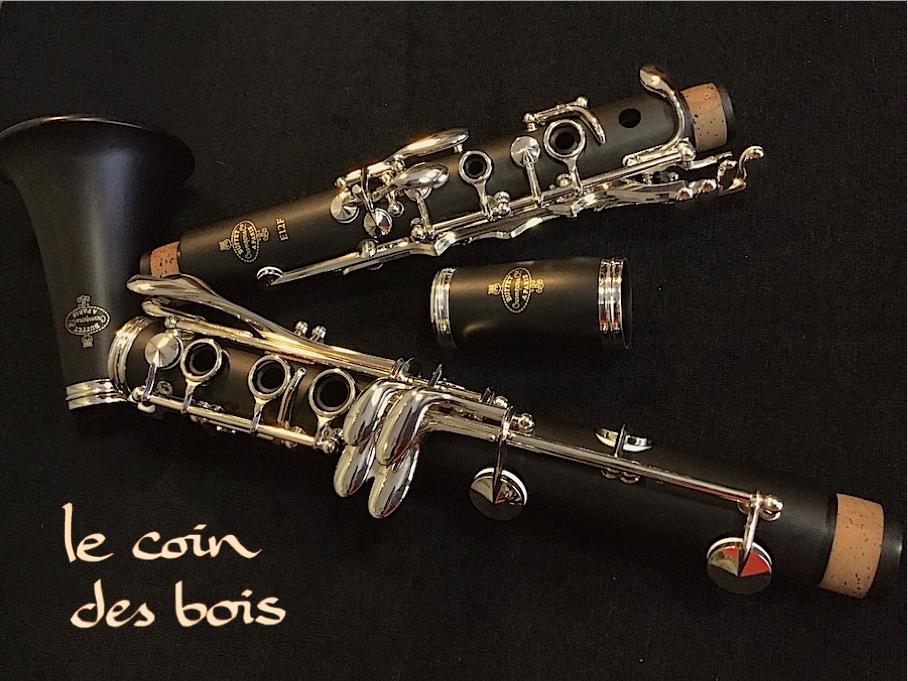 Clarinette sib E12F d'occasion 1205662