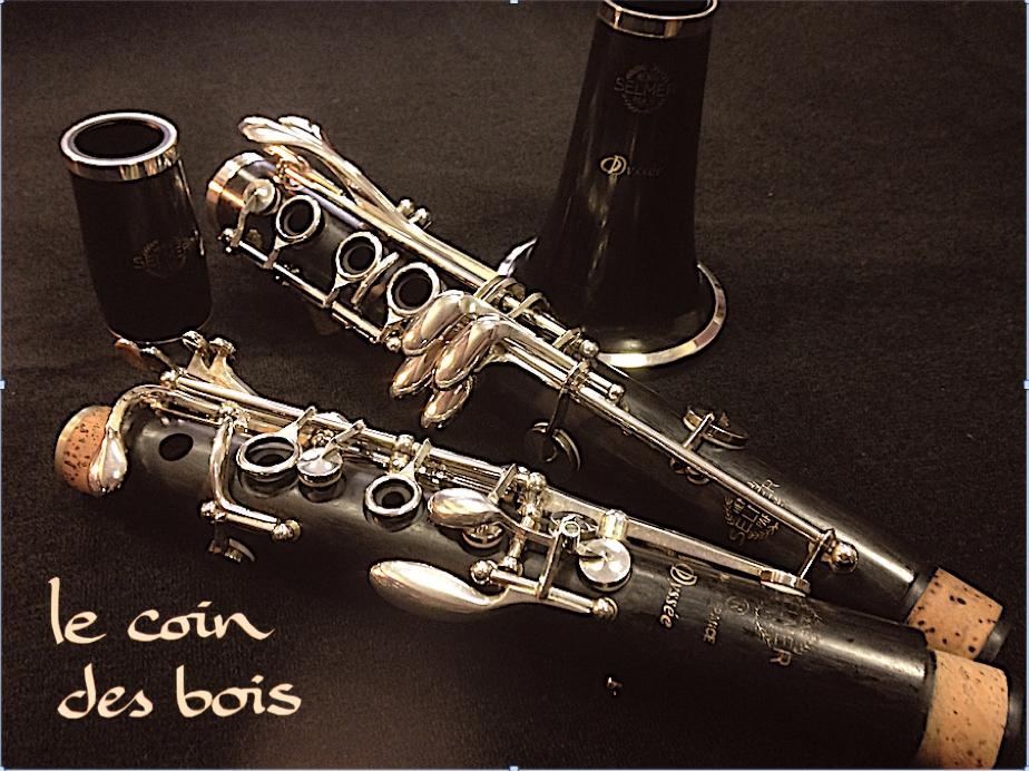 Clarinette d'occasion Odyssée 8342-1