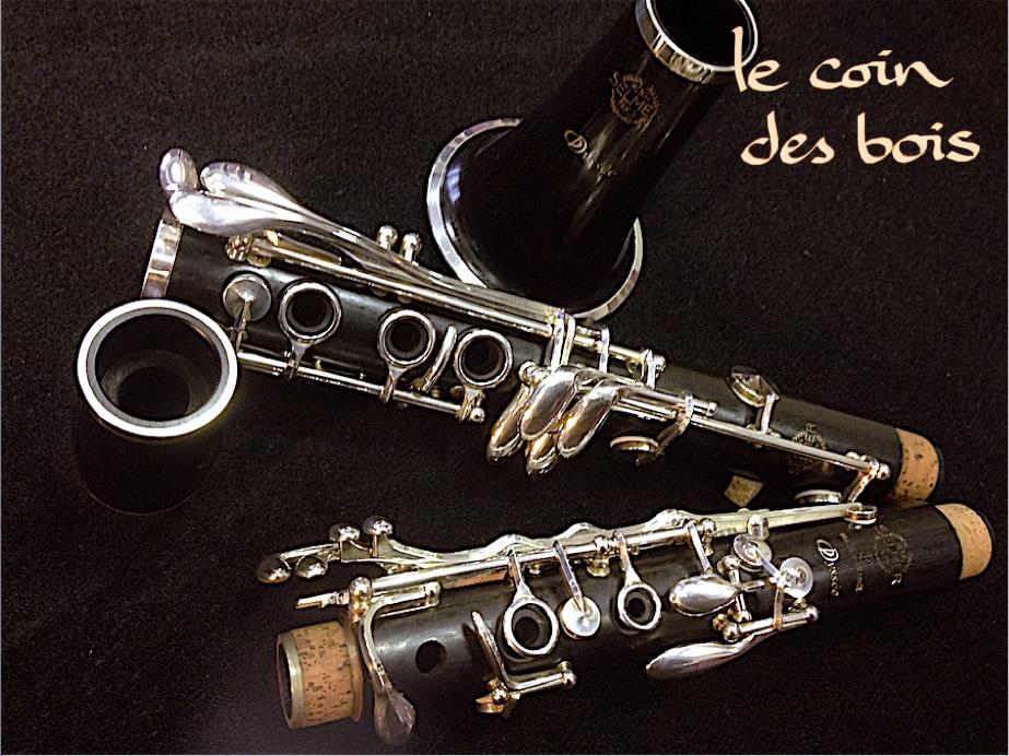 Clarinette Selmer Odyssée 8342-2