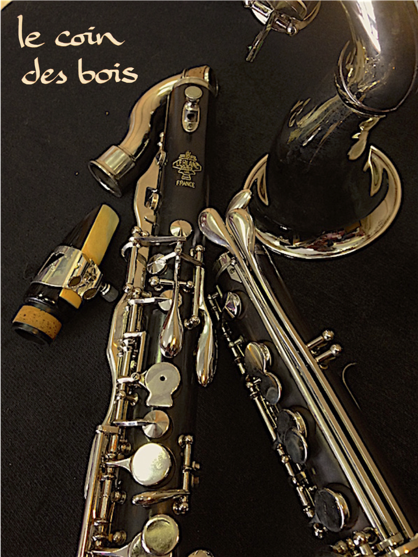 Clarinette Alto Leblanc d'occasion 7063-2