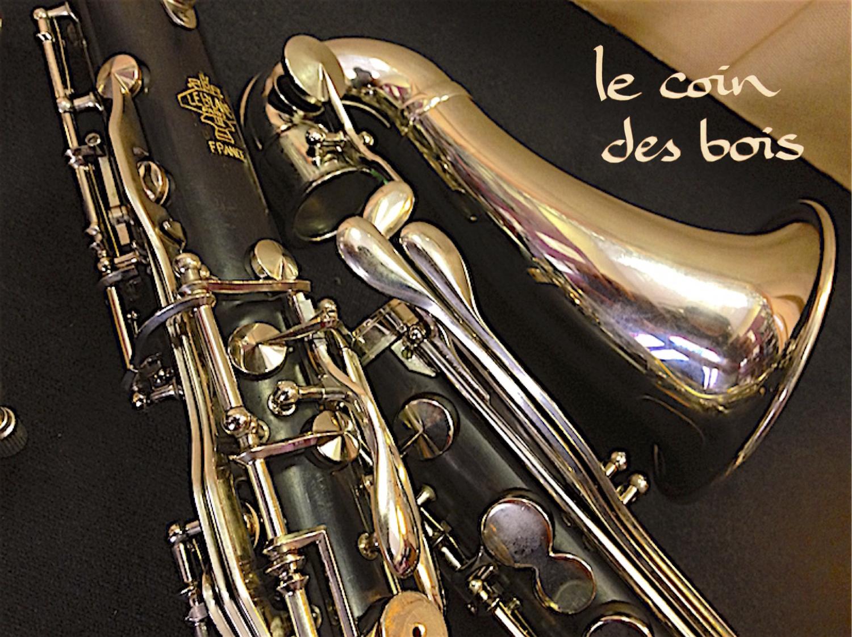 Clarinette Alto Leblanc d'occasion 7063-1