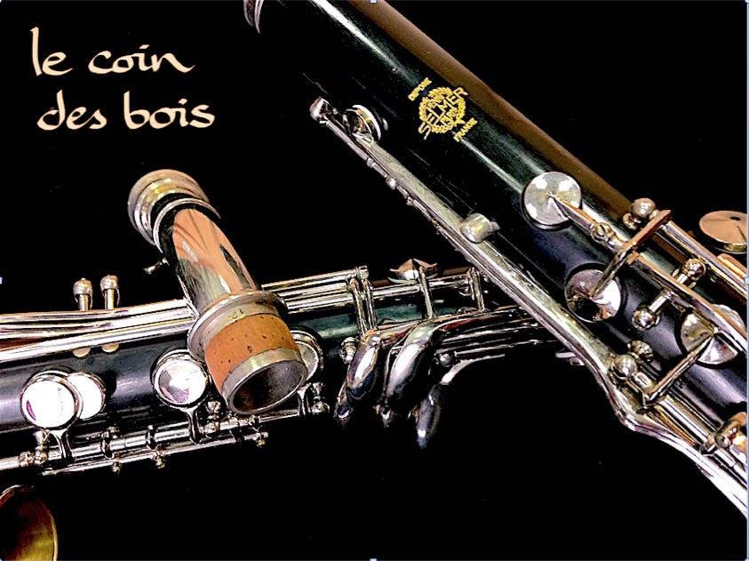 Clarinette alto d'occasion Selmer