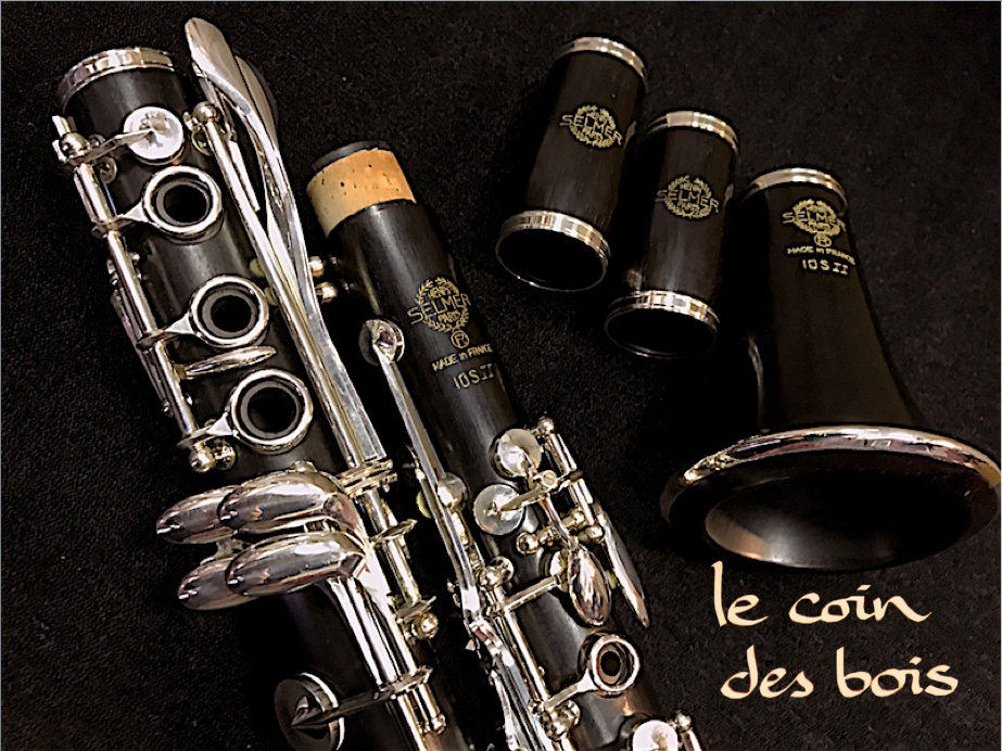Clarinette 10S II d'occasion