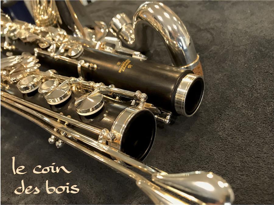 Clarinette basse 1180-B000603 - 2