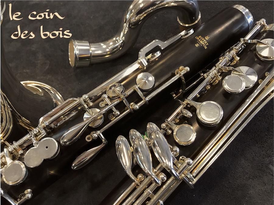 Clarinette basse 1180-B000603 - 3