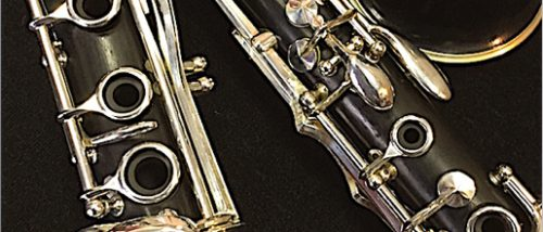 Clarinette RC Prestige en la Buffet Crampon d'occasion