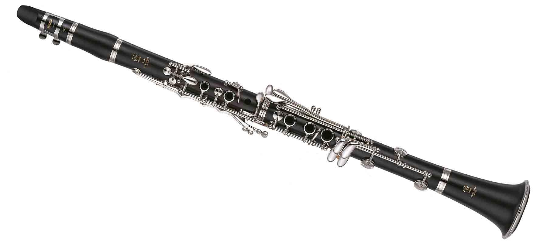 Clarinette d'étude Yamaha 450m