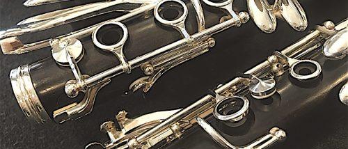 Clarinette en la Festival d'occasion