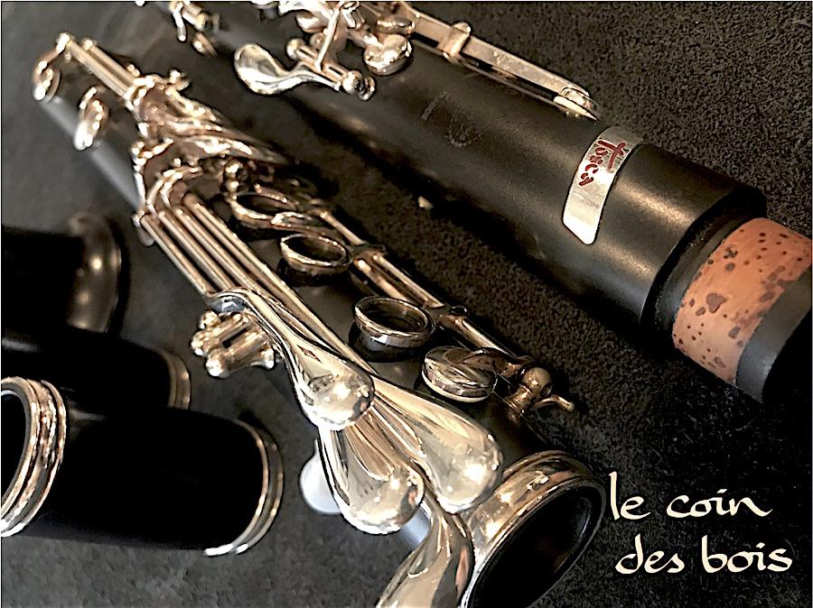 Clarinette en la Tosca Green Line d'occasion