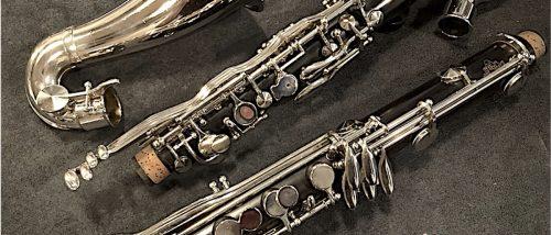 Clarinette alto Leblanc d'occasion 7390-1