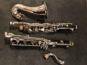 Clarinette alto Leblanc d'occasion N°7390-5