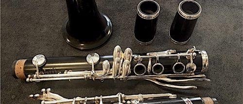 Clarinette sib Tosca Green Line d'occasion