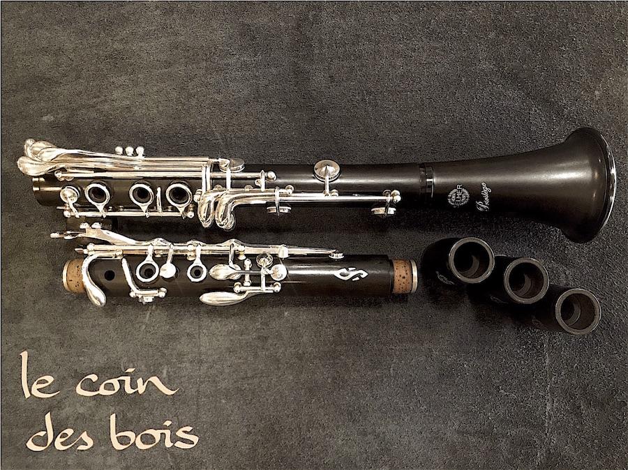 Clarinette en la Privilège Selmer d'occasion -1
