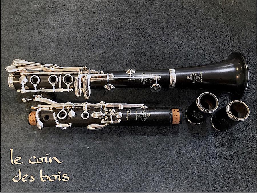 Clarinette Vintage en la BC d'occasion 1