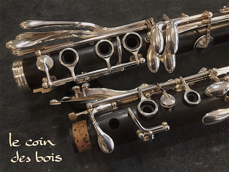 Clarinette en la Vintage BC d'occasion 2