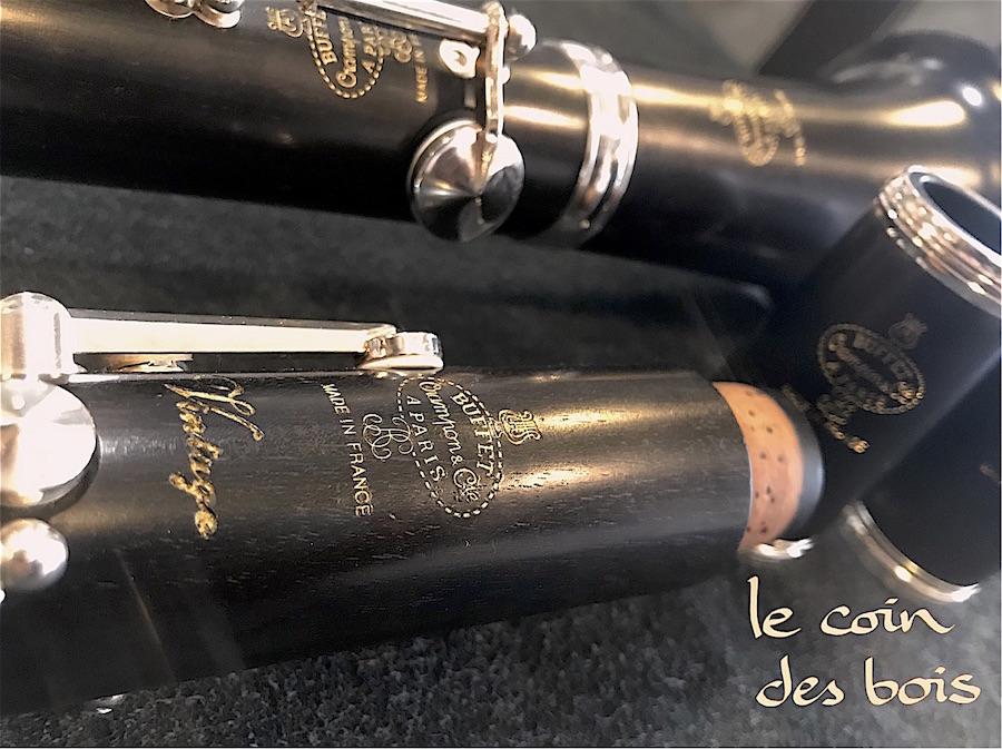Clarinette en la Vintage d'occasion BC - 3